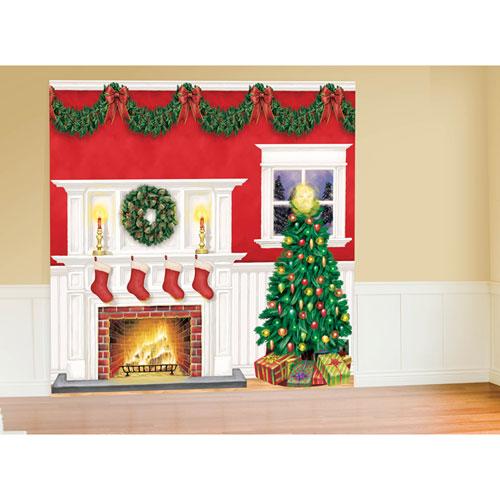 Christmas Scene Setter Decorating Kit - Ziggos.com