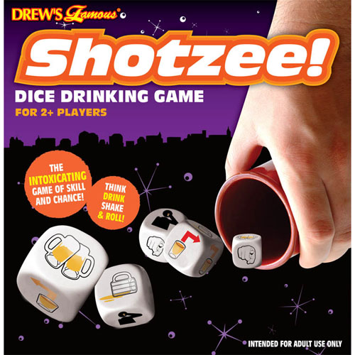 sixes dice drinking game