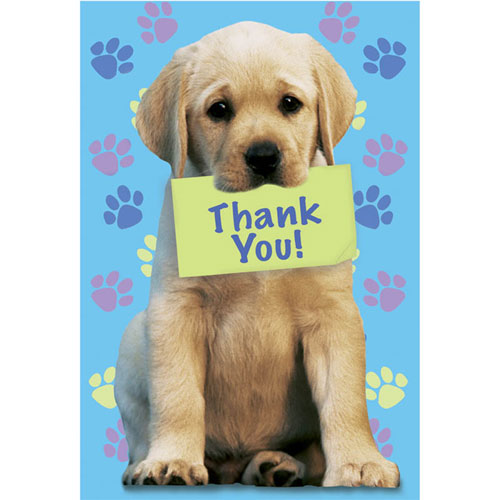 Thank You Corgie ( Pembroke ) Puppy Dog Note Card   Zazzle  Thank You Cute Corgi Puppy
