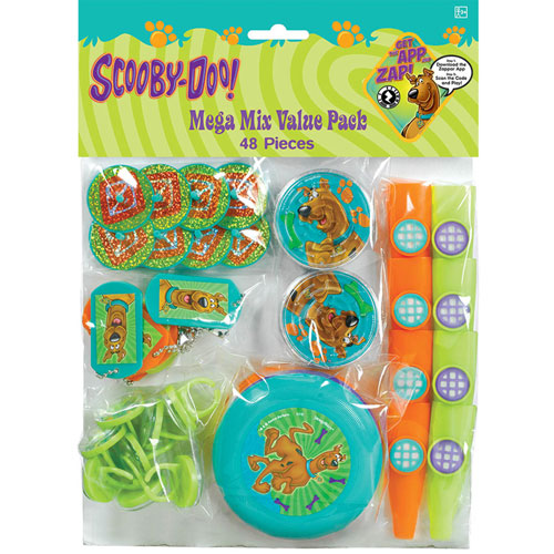 Scooby Doo Baby Shower Theme: Scooby-Doo Favor Pack