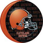 Cleveland Browns Dinner Plates Ziggos Com