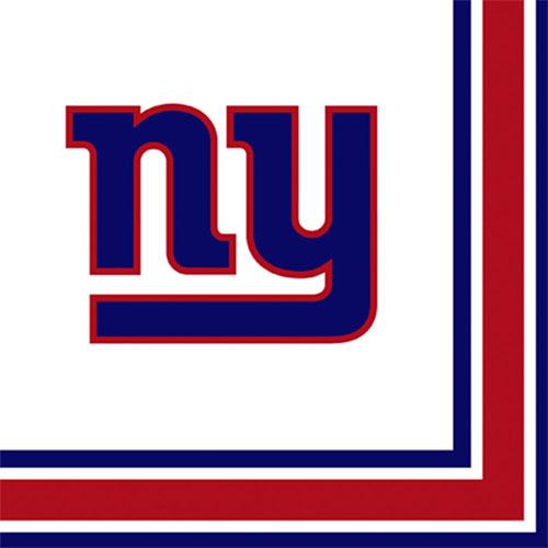 New York Giants Luncheon Napkins