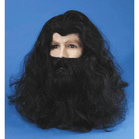 Wizard Wig And Beard 4