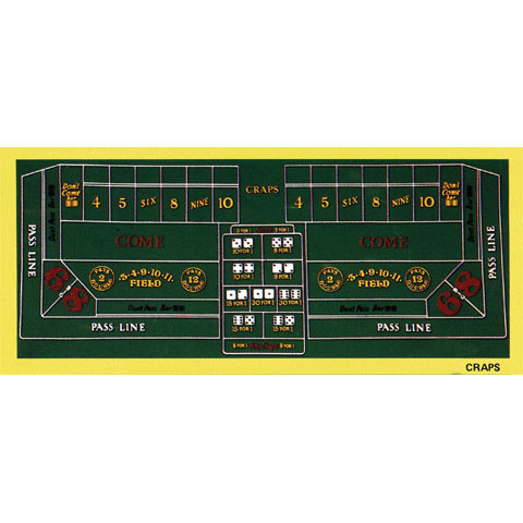 Tournament craps strategy