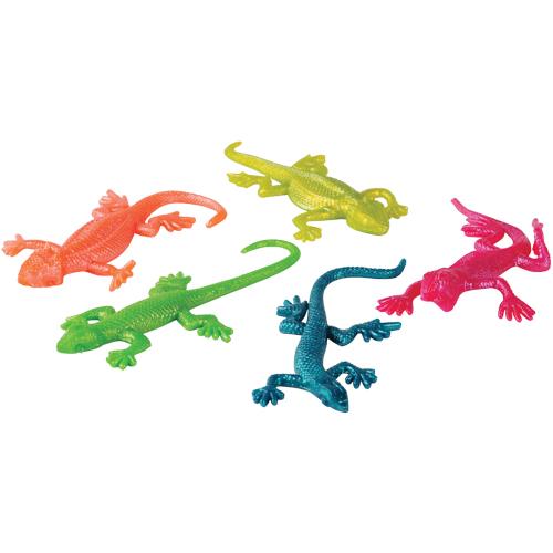 Lizard Toys For Boys : Stretchy lizards ziggos